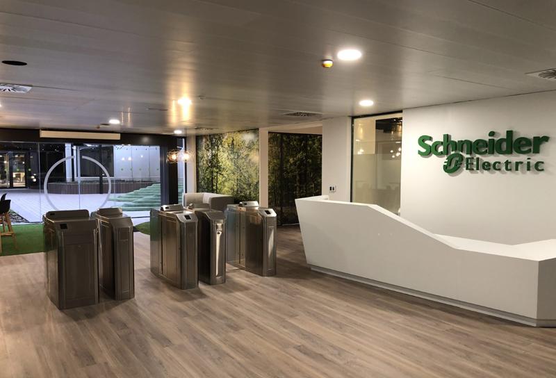 Oficinas de Schneider Electric