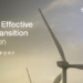 Fostering Effective Energy Transition 2021