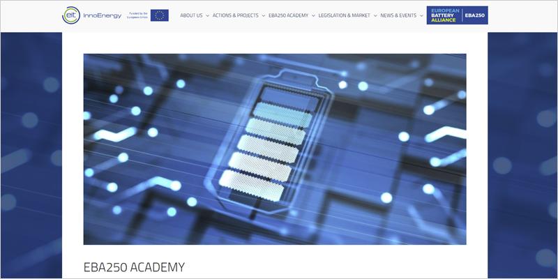 EBA250 Battery Academy