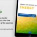 CINEA presenta en una publicación los proyectos energéticos realizados bajo el Mecanismo Conectar Europa