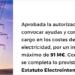El Gobierno autoriza ayudas para los consumidores electrointensivos por un importe máximo de 91 millones