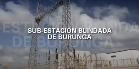 Subestación Blindada de Burunga en Panamá