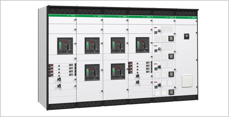 Schneider Electric cuadro eléctrico Okken.