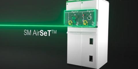 SM AIRSet, sostenibilidad sin límites con tecnología SF6-free