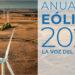 La Asociación Empresarial Eólica presenta el Anuario Eólico 2021, con un análisis del sector en 2020
