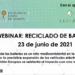 Webinar para analizar el reto medioambiental que supone el reciclado de las baterías