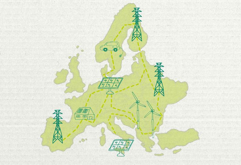 El Consejo Europeo acordó una revisión del Reglamento TEN-E,