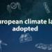 Luz verde a la Ley Europea del Clima tras los últimos pasos legislativos