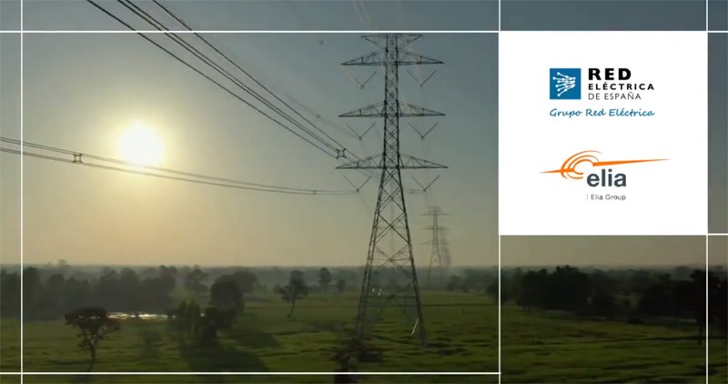 Red Eléctrica de España y su homólogo belga, Elia, firman una alianza pionera para la gestión de activos de redes eléctricas