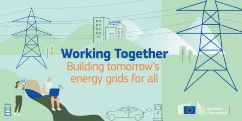 Proyectos de interés común de smart grids para desarrollar una red eléctrica inteligente y transfronteriza en Europa
