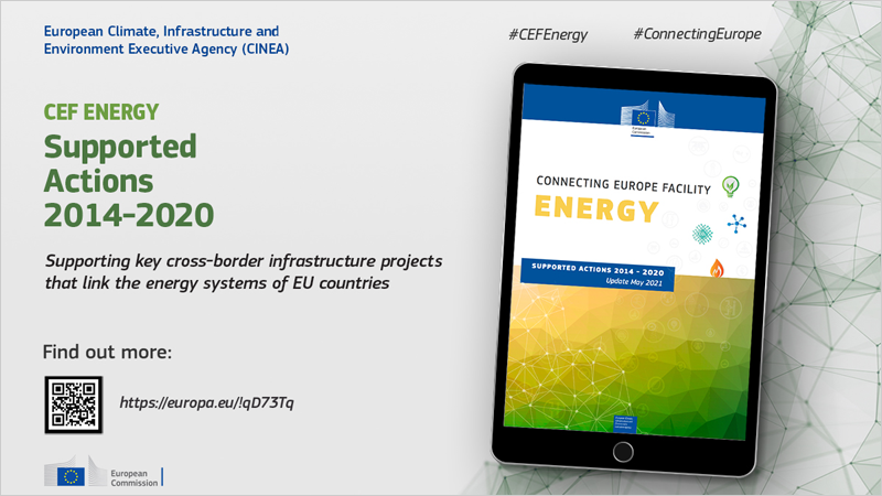 Documento 'Connecting Europe Facility Energy-Supported Actions'