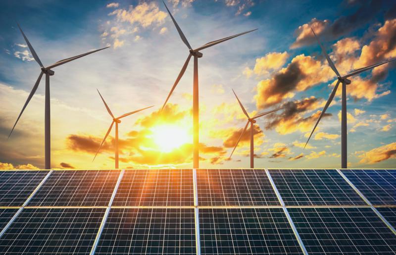 El total de la energía consumida por las fábricas y centros de distribución de Schneider Electric en España es renovable.