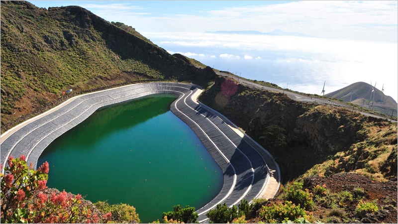 Central Hidroeólica