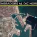 Sale a licitación el anteproyecto para instalar aerogeneradores en el Puerto de Valencia