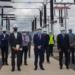 La nueva subestación de Cariñena electrificará en breve el ferrocarril en el Corredor Mediterráneo