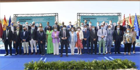 Entidades públicas y privadas crean la Plataforma del Valle del Hidrógeno de la Región de Murcia