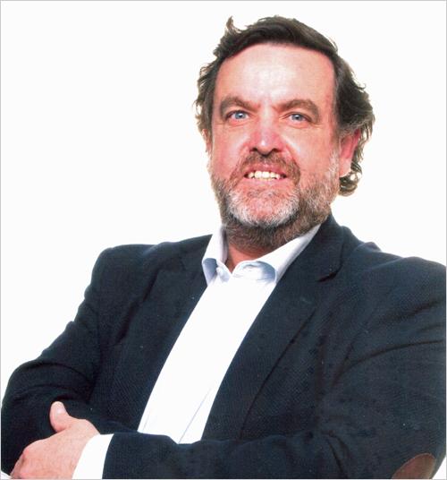 Ernesto Pérez Moreno, director de Operaciones, Estrategia y Desarrollo Corporativo de Izharia
