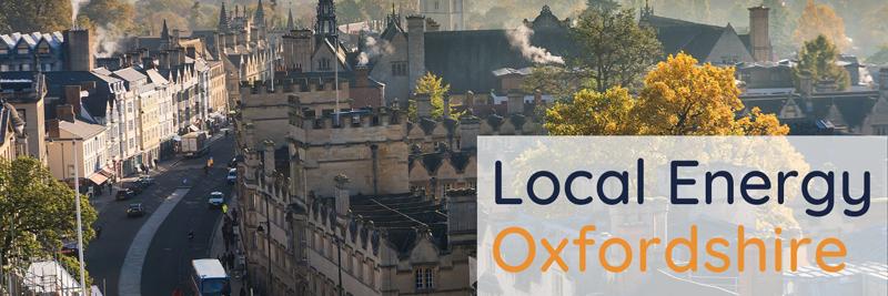 Local Energy Oxfordshire (LEO)