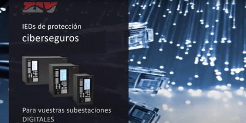 Equipos ciberseguros para subestaciones digitales