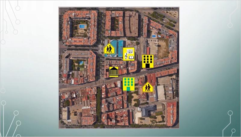 Proyecto piloto en Barcelona