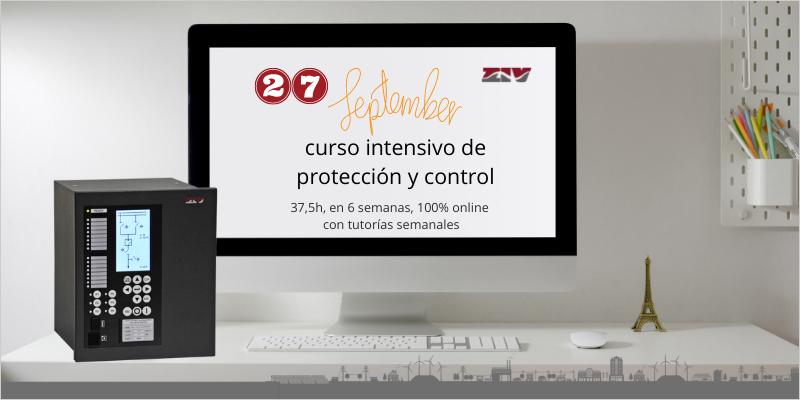 curso 'Sistemas de Protección y Control para Subestaciones Eléctricas' de ZIV