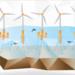 La Universidad de Cantabria ensaya una tecnología eólica flotante con menor coste y mayor rendimiento