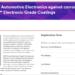 Webinar de 3M sobre revestimientos Novec para proteger la electrónica de automoción ante la corrosión