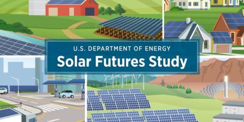 Un estudio revela la cantidad de energía solar necesaria en EE.UU. para descarbonizar la red eléctrica