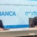 Acuerdo para suministrar energía eólica de origen gallego a la entidad financiera Abanca