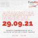 La Asamblea General de FutuRed tendrá lugar el 29 de septiembre en formato semipresencial