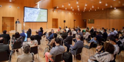 La Agenda Navarra del Hidrógeno Verde prevé la instalación de 150 MW a partir de electrólisis para 2030