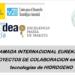 Webinar sobre la convocatoria Eureka para proyectos colaborativos en I+D en tecnologías del hidrógeno