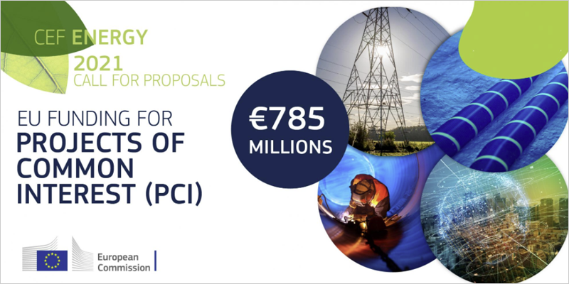 Convocatoria de propuestas CEF Energy 2021
