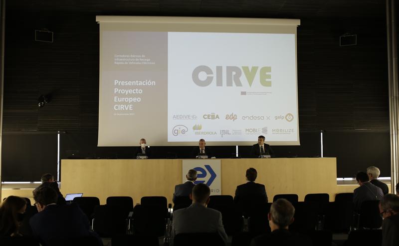 Presentación del proyecto CIRVE