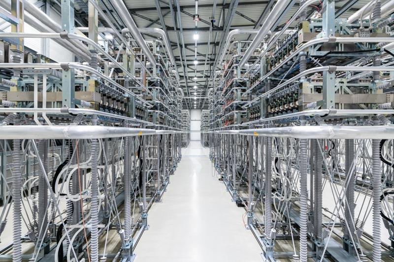 La línea de energía eólica SuedLink estará equipada con la tecnología HVDC de Siemens Energy
