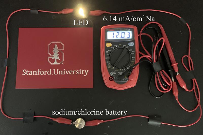 Los investigadores de Stanford fabrican baterías recargables que almacenan seis veces más carga