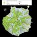 Método para calcular el potencial de almacenamiento energético por bombeo hidráulico en Gran Canaria