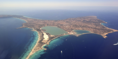 Arranca la construcción del nuevo enlace eléctrico entre las islas de Ibiza y Formentera