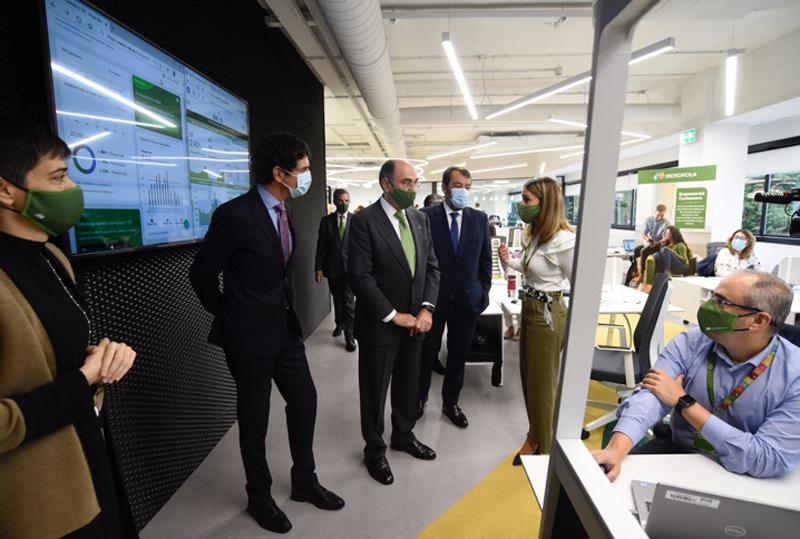 Inauguración Global Smart Grids Innovation Hub